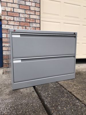 Metal file storage cabinet for Sale in Portland, OR