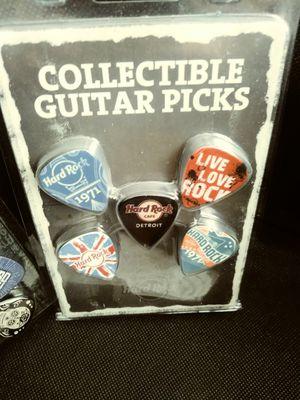 Guitar picks for Sale in Detroit, MI