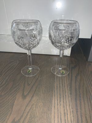 Brand New Waterford Toasting Goblets for Sale in Redmond, WA