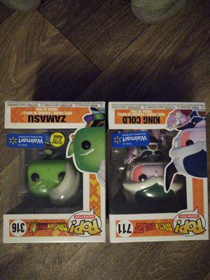 Dragon Ball z pops for Sale in Auburn, WA