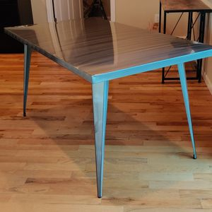 Metal Dining Table for Sale in Arvada, CO