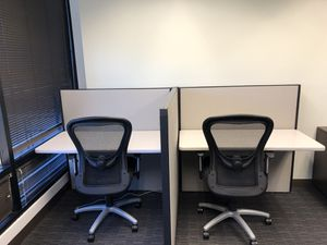 4x4 work stations, excellent condition (qty 4) for Sale in Scottsdale, AZ