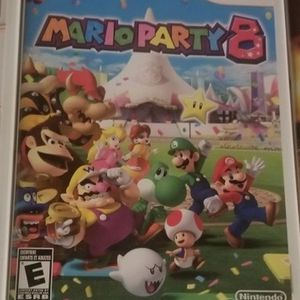 Mario Party 8 For Wii for Sale in Omaha, NE