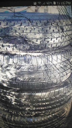 Tires hmu 4 siize for Sale in City of Industry, CA