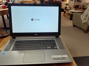 Acer 15 chromebook for Sale in Virginia Beach, VA