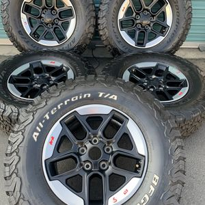 Jeep Wrangler Factory Wheels for Sale in Fontana, CA