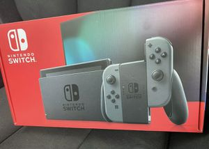 Brand new NINTENDO SWITCH IN HAND!!! for Sale in Pittsburgh, PA