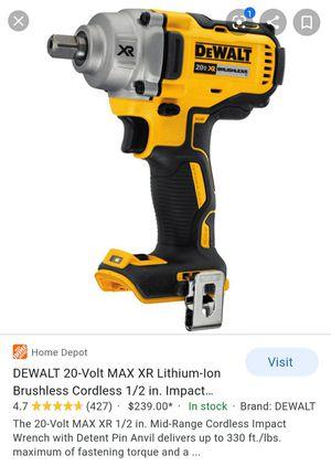 Dewalt set 20v for Sale in Salt Lake City, UT