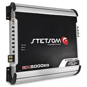 STETSOM AMPLIFIER EX5000.EQ 50000W RMS for Sale in Orlando, FL