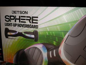 Sphere light up Hoverboard ° NEW ° for Sale in Tacoma, WA