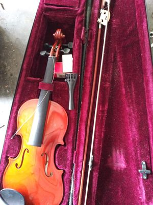 Violin and case!! Delivery available for Sale in Virginia Beach, VA