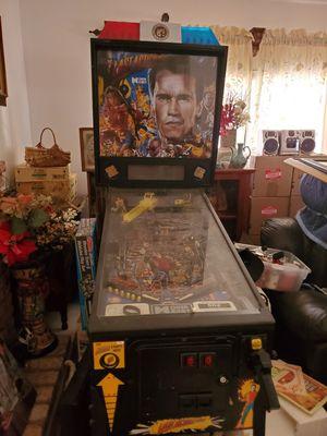 PINBALL MACHINE, 'LAST ACTION HERO' for Sale in Anaheim, CA