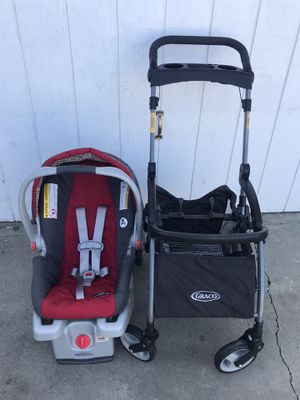 GRACO CLICK CONNECT SET STROLLER for Sale in Torrance, CA