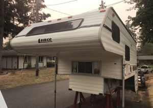 Lance LS 9000 truck camper. for Sale in Tacoma, WA
