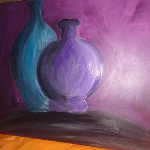 Purple still life for Sale in Sioux Falls, SD