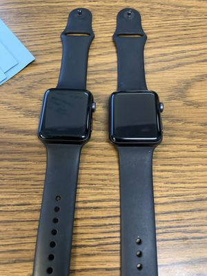 Apple watch series 3 both for Sale in Corona, CA