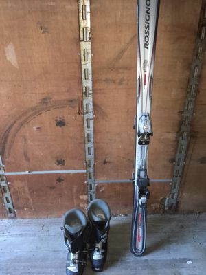 Skis and boots! for Sale in San Luis Obispo, CA