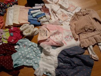 Baby Girl Clothes Lot for Sale in Wenatchee,  WA