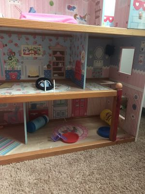 Doll house/girl toys for Sale in Shoreview, MN