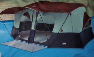 Used, Bear mountain cabin tent for 10 people for Sale for sale  North Bergen, NJ