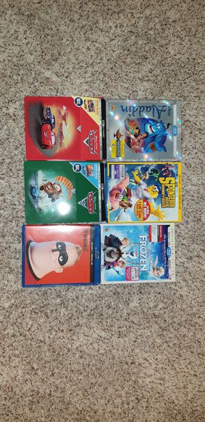 Marvel/Disney Blu Rays and 4K Movies for Sale in High Point, NC