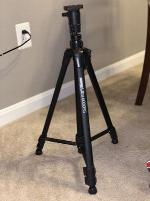 Camera tripod Sunpak ultra 6000PG for Sale in Herndon, VA