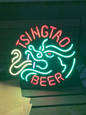 Tsingtao neon sign (new) for Sale in Los Angeles, CA