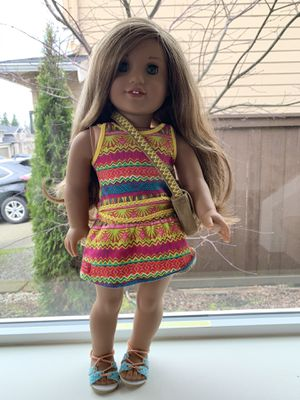 Retired American girl doll 2016 doll of the year Lea Clark for Sale in Bonney Lake, WA