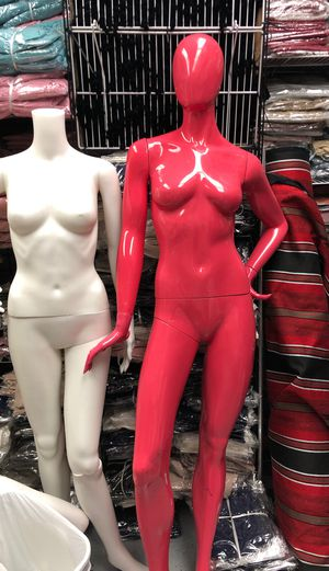 Hot pink full female mannequin for Sale in Avon, IN