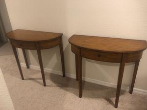 Foyer Console Tables - 2 for Sale in Orlando, FL