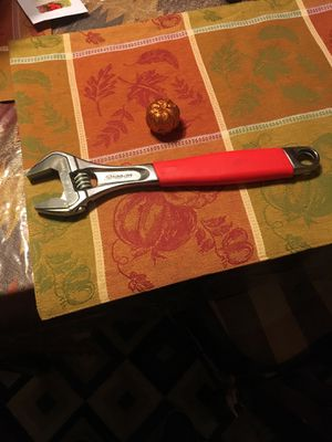 """12""""snap on Crescent wrench for Sale in Tacoma, WA"""