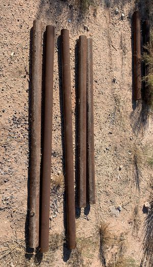 2 7/8 pipe post for flatbed trailer for Sale in Odessa, TX