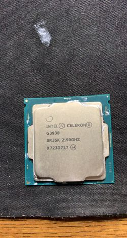 Intel Celeron G3930 2.90GHZ for Sale in Amityville,  NY