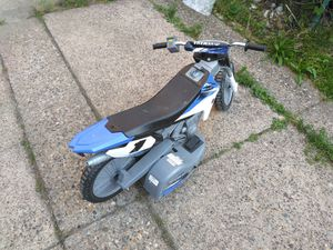 Electric Motorcycle ( Yamaha ) Ages 2 - 5 for Sale in Philadelphia, PA