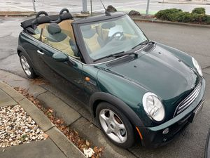 Low miles mini convertible runs good for Sale in Fremont, CA