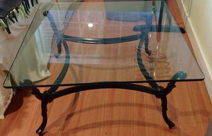 Glass Table for Sale in Tacoma, WA