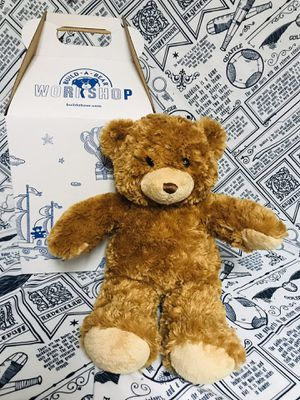 Caramel Build a Bear Workshop Teddy for Sale in Palm Harbor, FL