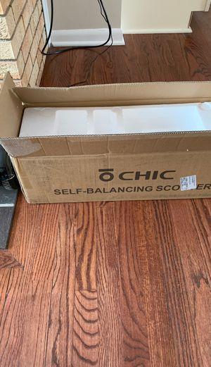 Prime Hoverboard Chrome for Sale in Farmington Hills, MI