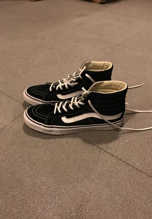 Vans high size 7 for Sale in South Brunswick Township, NJ