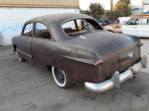 1950 FORD SHOEBOX CUSTOM!! 302/C4! PROJECT!! 5,000$ OBO TRADE? for Sale in Gardena, CA