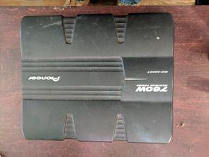 Pioneer amplifier 760w for Sale in Corpus Christi, TX