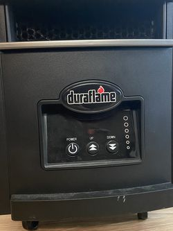 Electric Heater - Duraflame (Plug in) for Sale in Portland,  OR