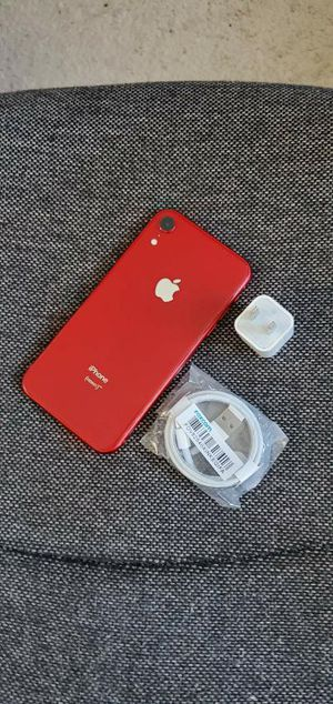 iPhone XR, !Factory Unlocked & iCloud Unlocked.. Excellent Condition, Like a New... for Sale in Springfield, VA
