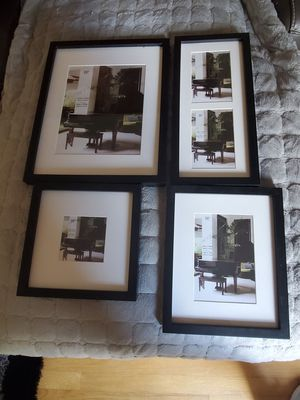 Matching set of photo frames for Sale in Meriden, CT
