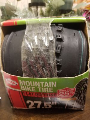 Bell Sports Flat Defense Mountain Bike Tire for Sale in Parkersburg, WV