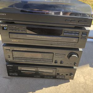 Sony Complete Stereo System for Sale in Phoenix, AZ