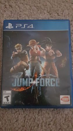Jump Force Ps4 for Sale in Charlottesville,  VA