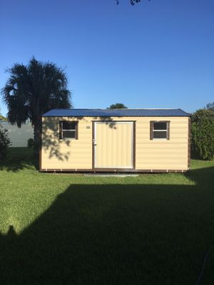 Tampa Shed 12x20 $4000 for Sale in North Port, FL