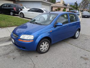 2004 Chevy Aveo for Sale in Rancho Cucamonga, CA