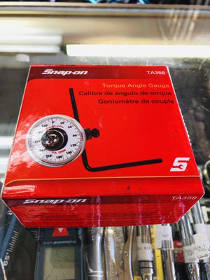 Snap on torque angle gauge for Sale in Austin, TX